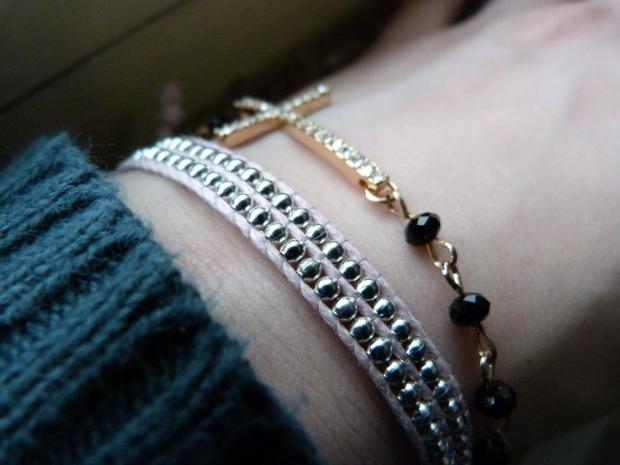 bracelets Aldo Garage