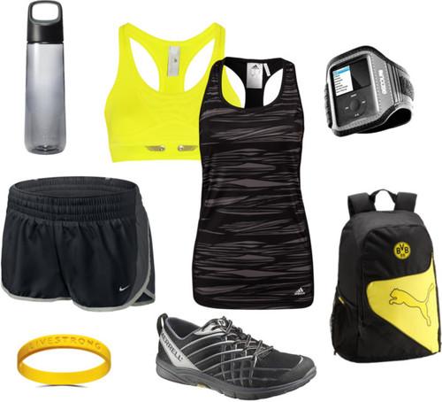 look-sport-entrainement-jaune-noir-black-yellow