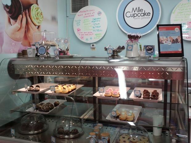 Mlle Cupcake