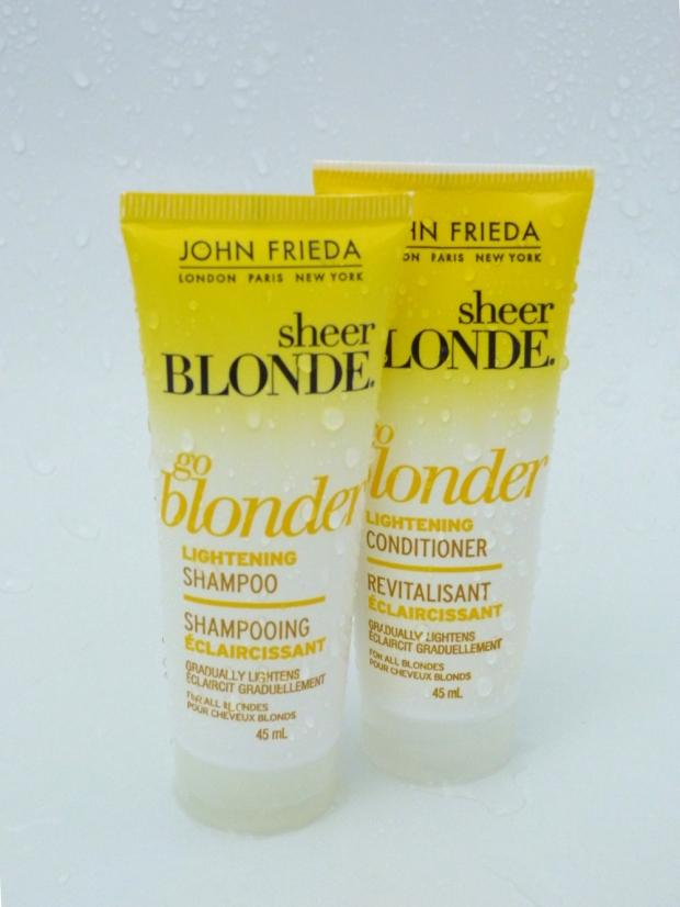 Sheer Blonde, John Frieda