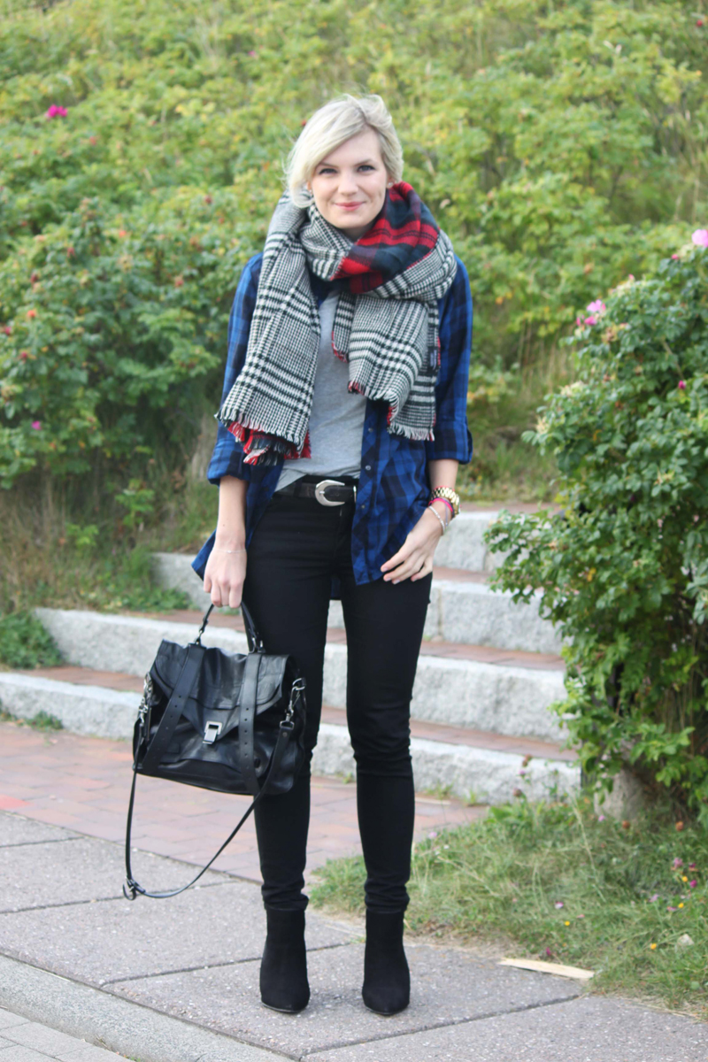 foulard tartan, tartan, scarf, plaid, plaid scarf