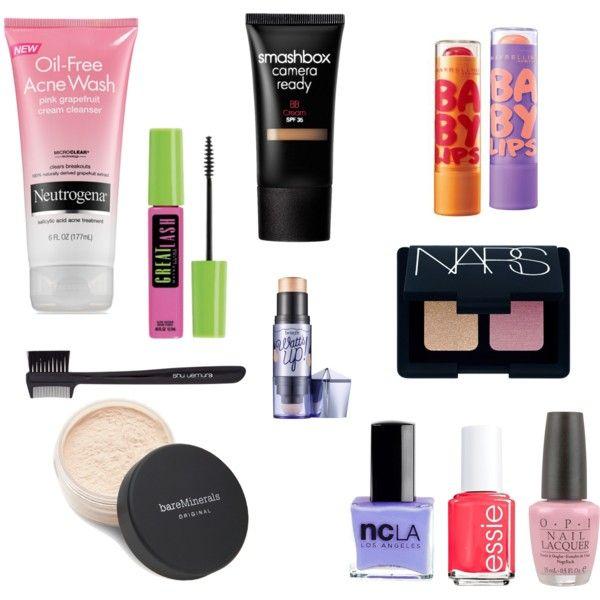 guide-maquillage-léger-débutante-produits