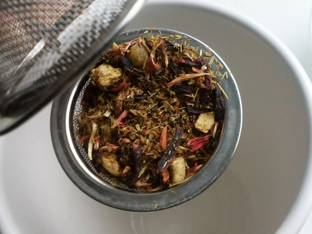 thé-glacé-David-s-tea-rooibos-limonade-rose