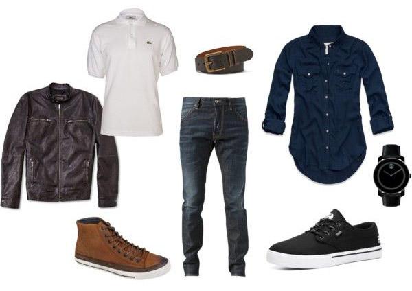 Style vestimentaire homme chemise - Tenue soiree homme ...