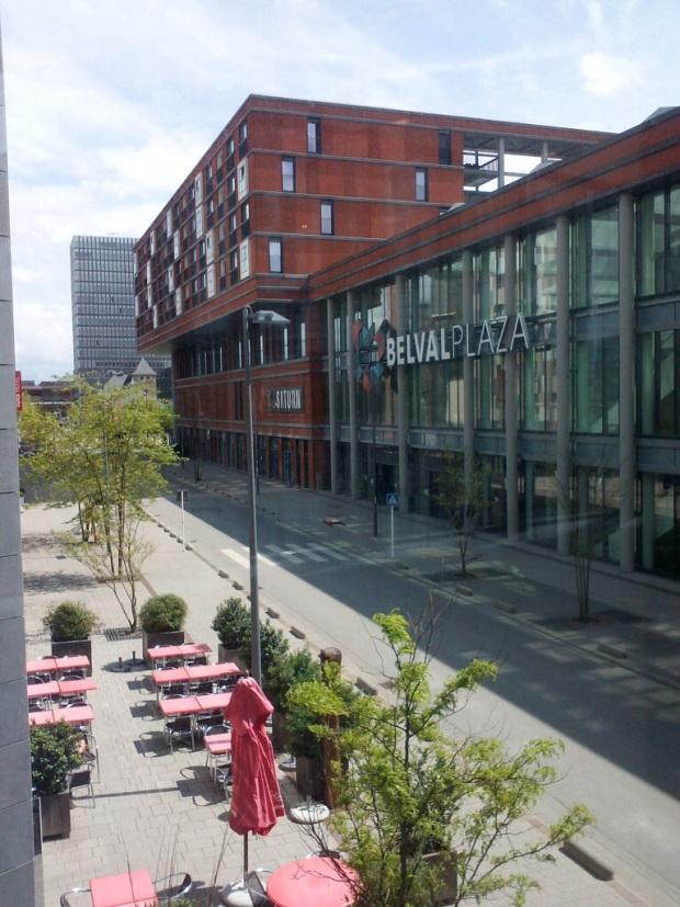Belval Plaza Esch-sur-Alzette Luxembourg