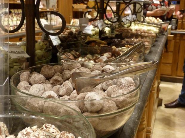 chocolat-belge-Bruxelles-Belgique