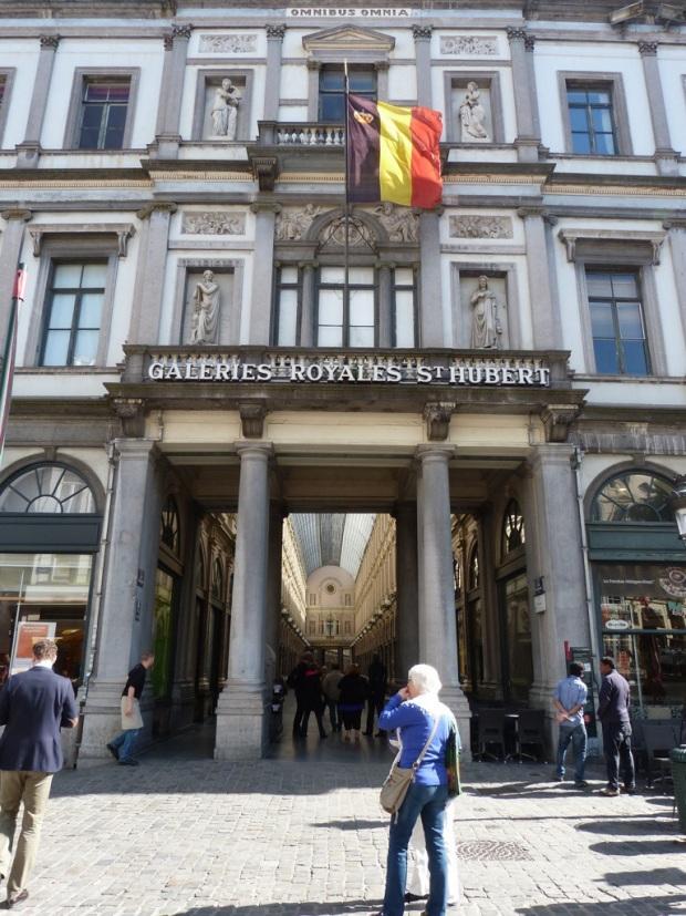 Galeries-Royales-St-Hubert-Bruxelles-Belgique