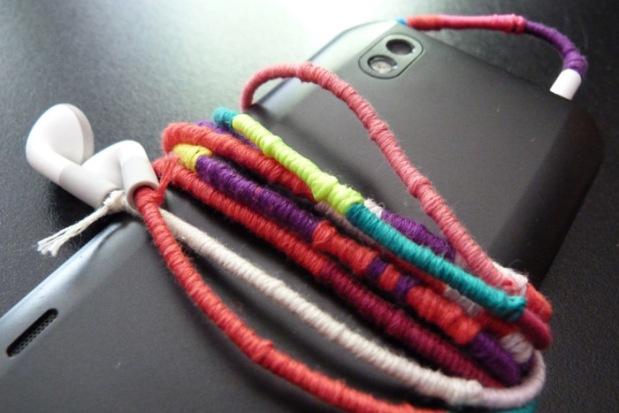 résultat-DIY-écouteurs-personnalisés-colorés