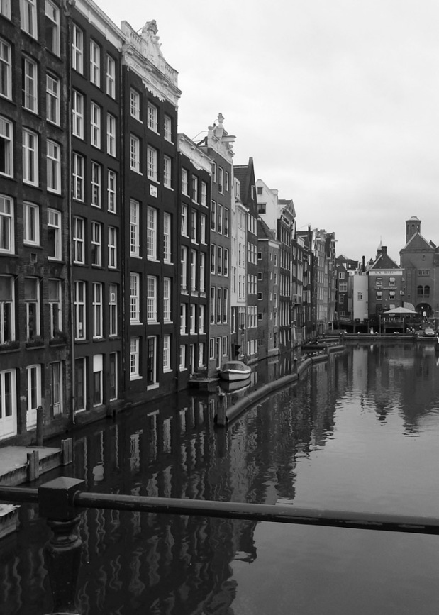 maison-canal-Amsterdam-Pays-Bas-Hollande