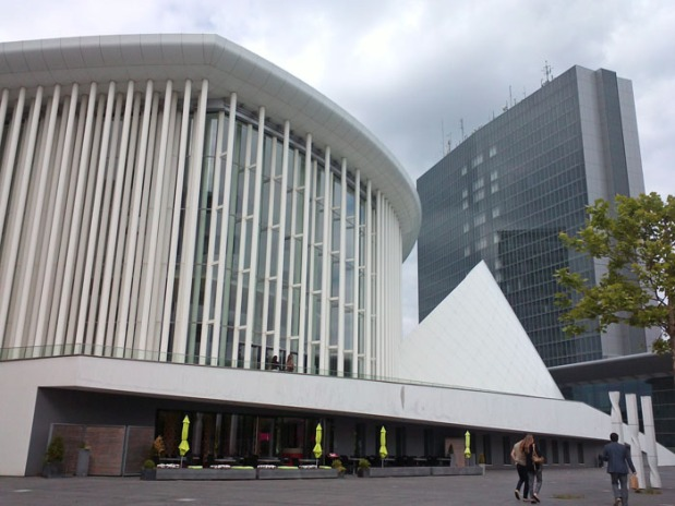 Philharmonique-kirchberg-Luxembourg