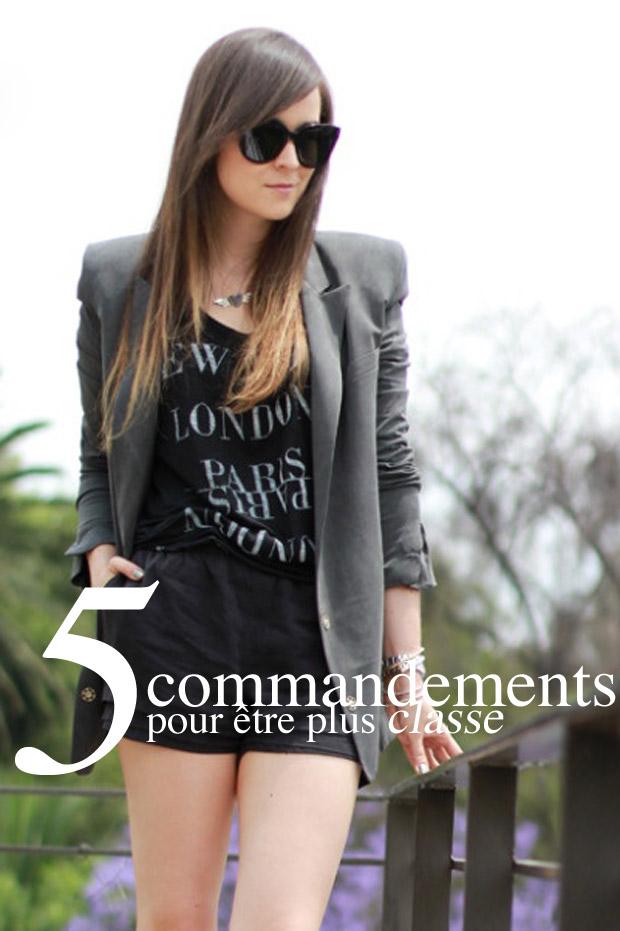 5-commandements-pour-etre-plus-classe