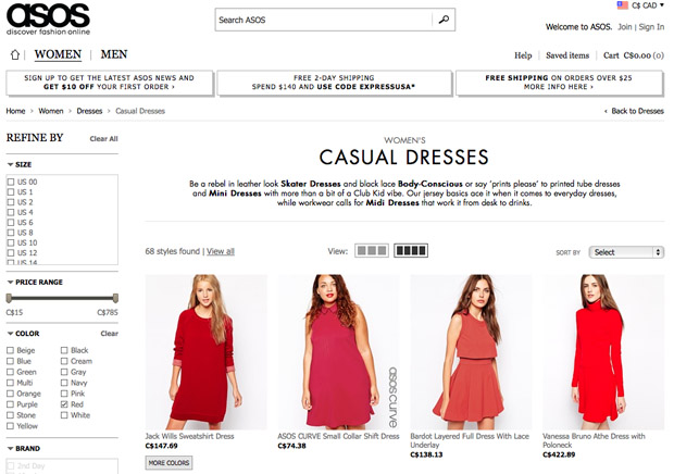 ASOS_robes_rouges