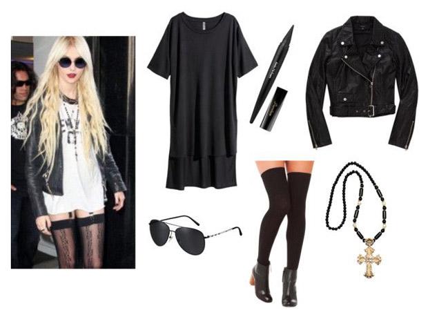 déguisement-Taylor-Momsen-style-costume-Halloween