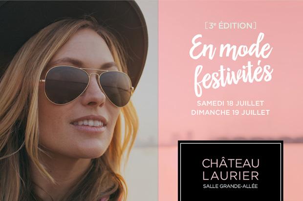 Les 18 et 19 juillet participez à la 3e édition de l'événement mode Prêt-à-Reporter.